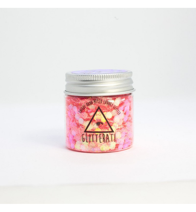 Candyfloss - Chunky Mixed Glitter Large 30g Pot