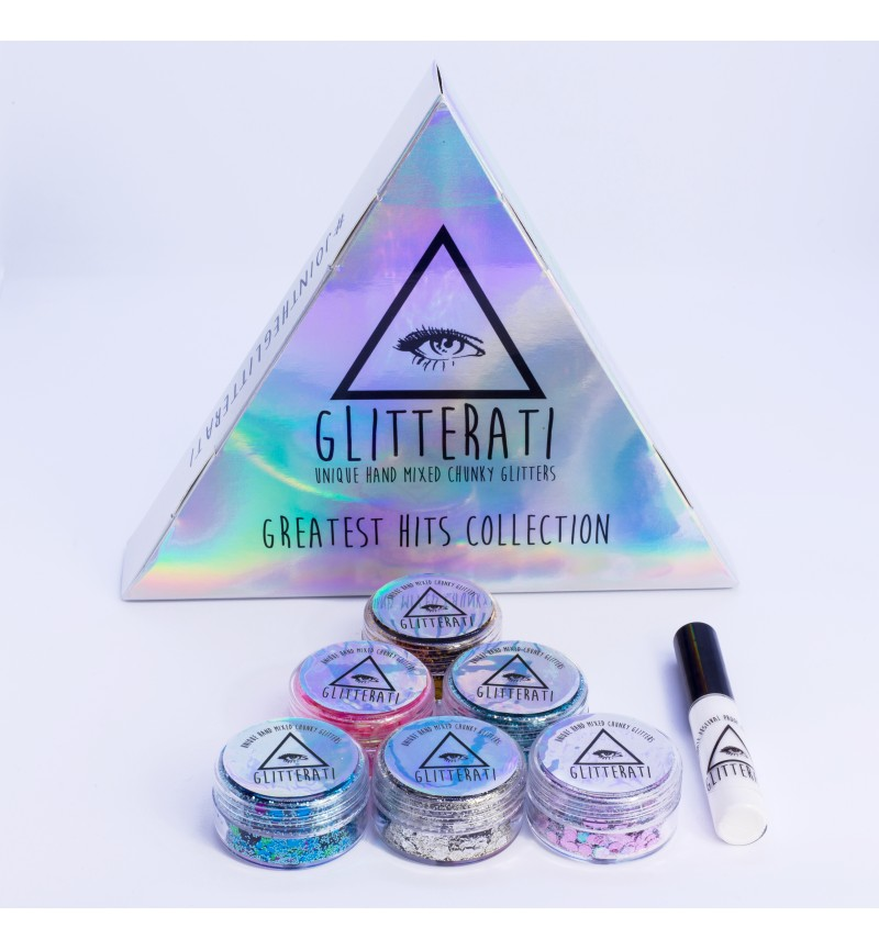 Glitterati Greatest Hits Collection Gift Set