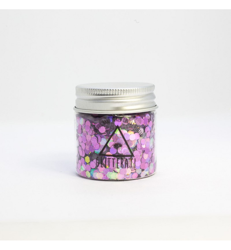 Kaleidoscope - Chunky Mixed Glitter Large 30g Pot