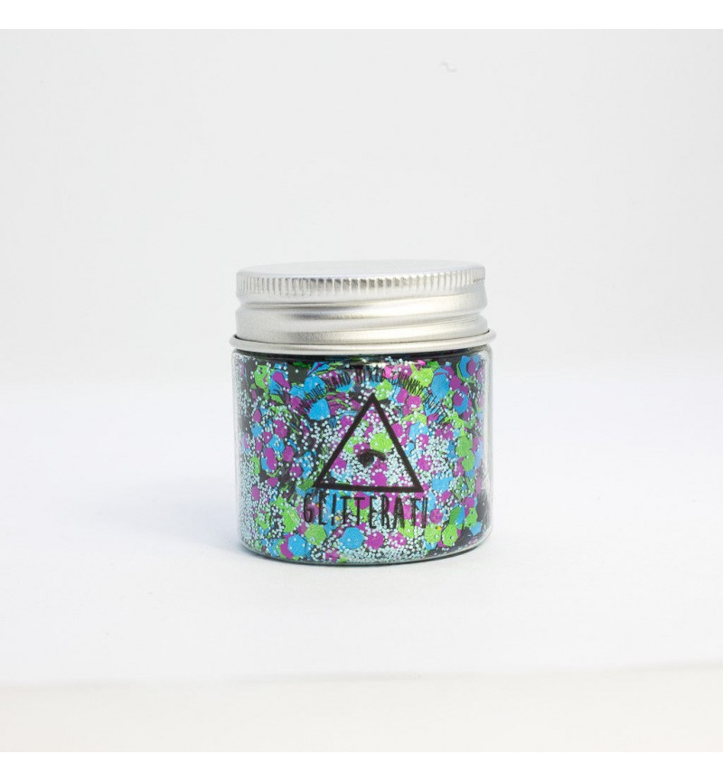 Mermaid - Chunky Mixed Glitter Large 30g Pot