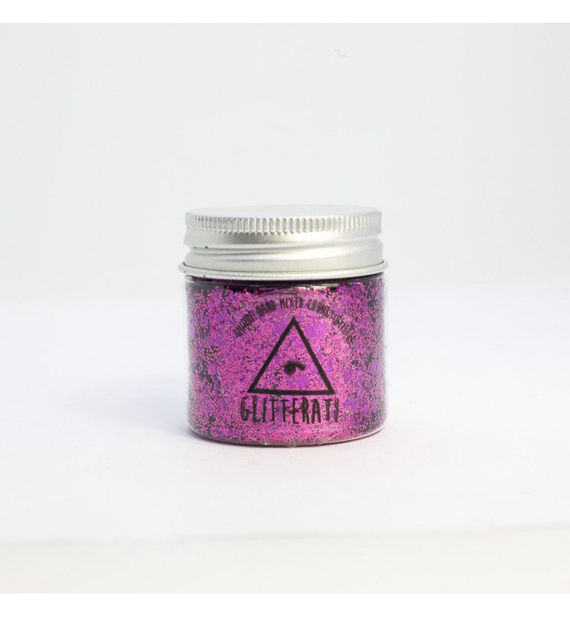 Purple Punch - Chunky Mixed Glitter Large 30g Pot